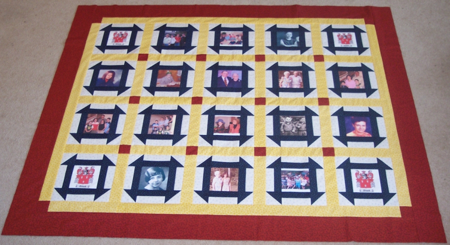 Val's Quilts - Ken's Memory Quilt : memory quilts with pictures - Adamdwight.com