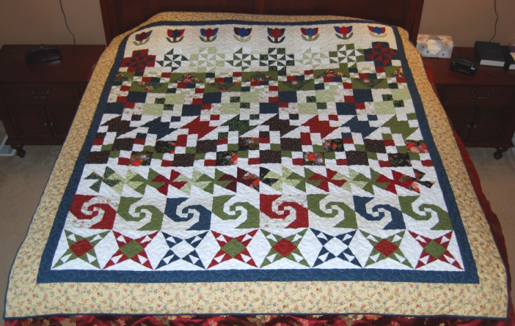 round robin quilt patterns | Travelers and Guides